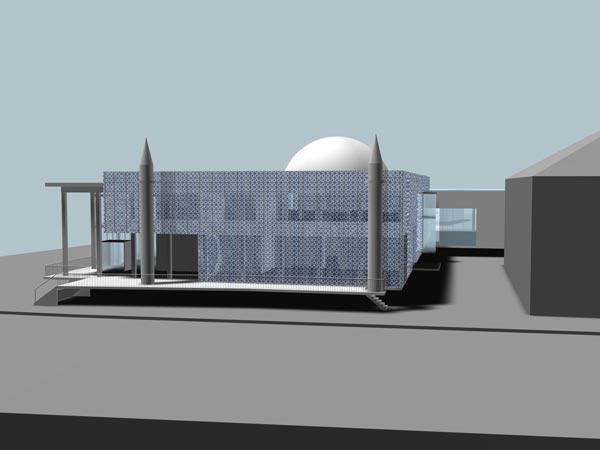 prof dipl ing bernhard hirche architekt bda moschee. Black Bedroom Furniture Sets. Home Design Ideas